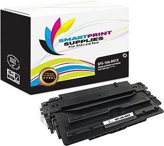 Smart Print Supplies Compatible 16A Q7516A MICR Black Toner Cartridge Replacement for HP Laserjet 5200 Printers (12,000 Pages)