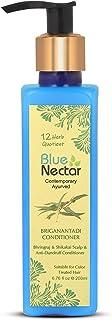 Blue Nectar Scalp and Anti Dandruff Hair Conditioner with Bhringraj, Shikakai, Suitable for Colored Hair, Dull Damaged Hai...