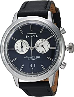 Shinola Detroit The Bedrock Chronograph 42mm - 20089882