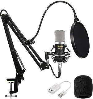 Aokeo AK-70 Professional Studio Live Stream Broadcasting...