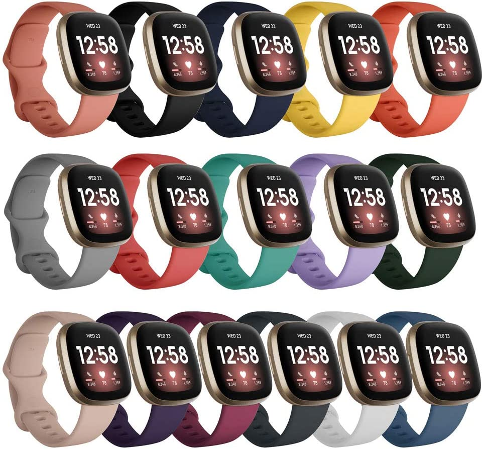 Replacement Bands Compatible with Fitbit Max 78% OFF Versa 3 Sense Special price for a limited time