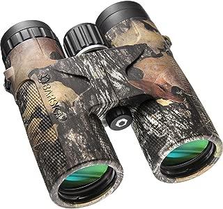 BARSKA 12x42 WP Blackhawk Green Lens Binoculars in Mossy Oak