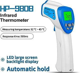 HoldPeak HP-980B Termómetro infrarrojo, pistola de