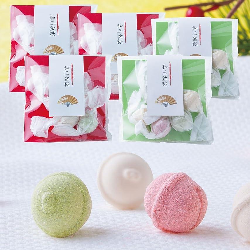 吐く永続思想和三盆糖 干菓子 寿 お祝い用 阿波和三盆糖 5袋 プレゼント 結婚式 プチギフト 赤台紙