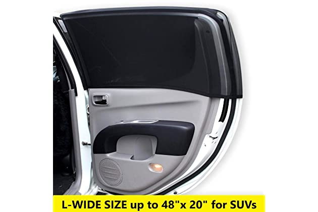 Best Car Window Covers For Sun Amazon Com