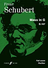 Mass in G: Full Score (Faber Edition)