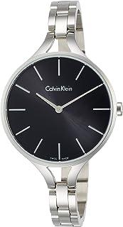 Calvin Klein Women's Analogue Quartz Watch with Stainless Steel Strap K7E23141