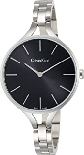 Women's Analogue Quartz Watch with Stainless Steel Strap K7E23141