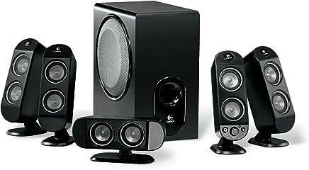 Logitech PC Speakers X-530 5.1 70W - Trova i prezzi più bassi