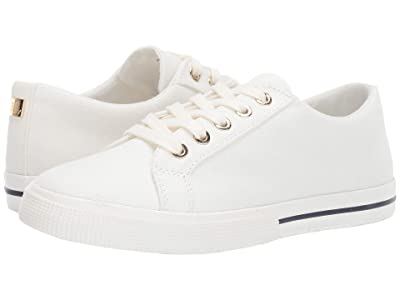 LAUREN Ralph Lauren Jaycee (Bright White Canvas) Women