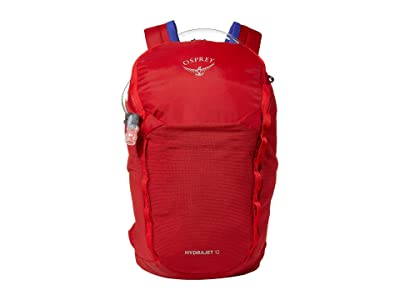 Osprey Hydrajet 12 (Cosmic Red) Backpack Bags