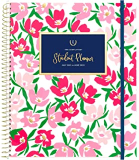 """Academic Student Planner 2021-2022, Simplified by Emily Ley for AT-A-GLANCE Weekly & Monthly Planner, 8-1/2"""" x 11"""", Large,..."""