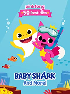Pinkfong 50 Best Hits: Baby Shark and More