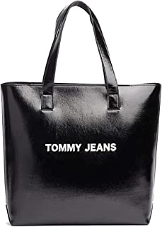 Tommy Jeans Aw0Aw06231 Tjw Modern Girl Hand Bag And Clutch Women Black Uni (8719705067172)