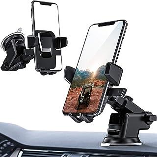 پایه تلفن تلفن ORIbox ، نگهدارنده تلفن تلفن داشبورد ، پد ژل چسبنده قابل شستشو برای آیفون ، سامسونگ و همه تلفن ها