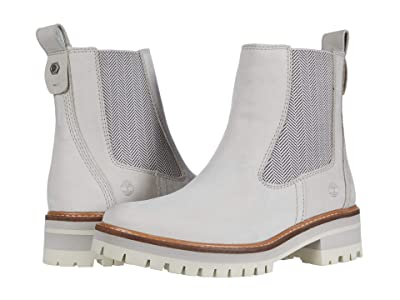 Timberland Courmayeur Valley Chelsea Boot (Light Taupe Nubuck) Women