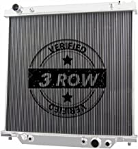 Primecooling 3 Row Core Aluminum Radiator for Ford F-250 F-350 Super Duty/Excursion, F-450, 6.8L 7.3L Powerstroke Engine 1999-05