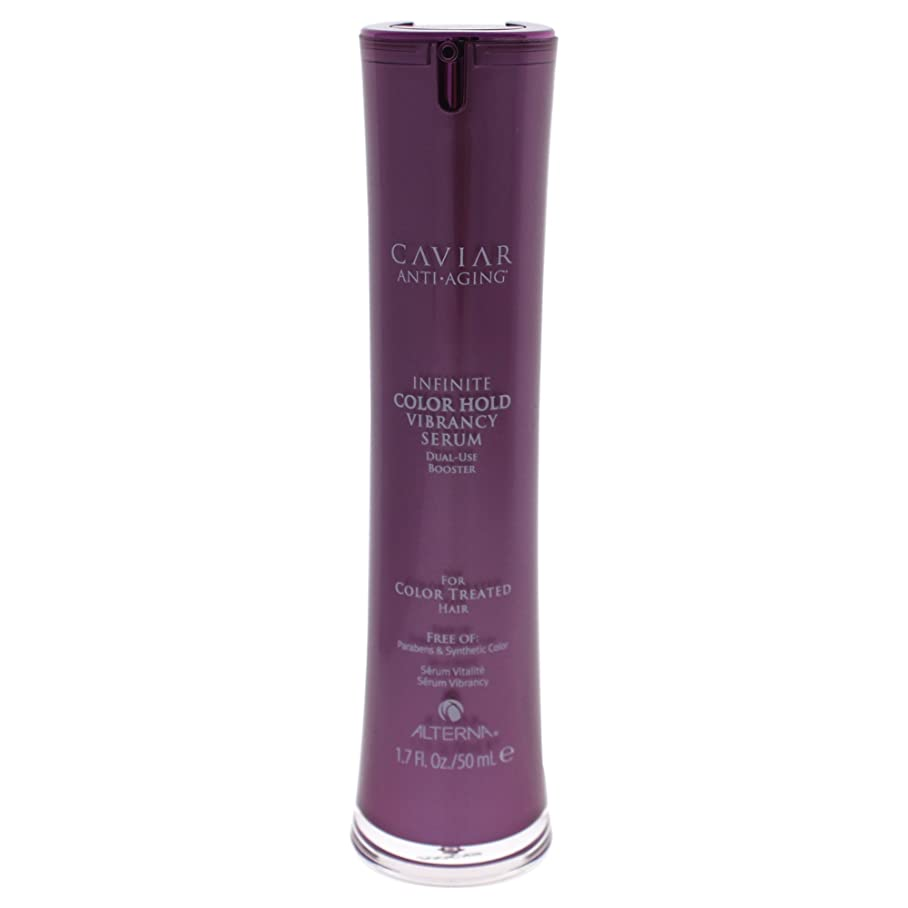 貪欲協同書き出すAlterna Caviar Infinite Colour Vibrancy Serum, 1.7 Fluid Ounce