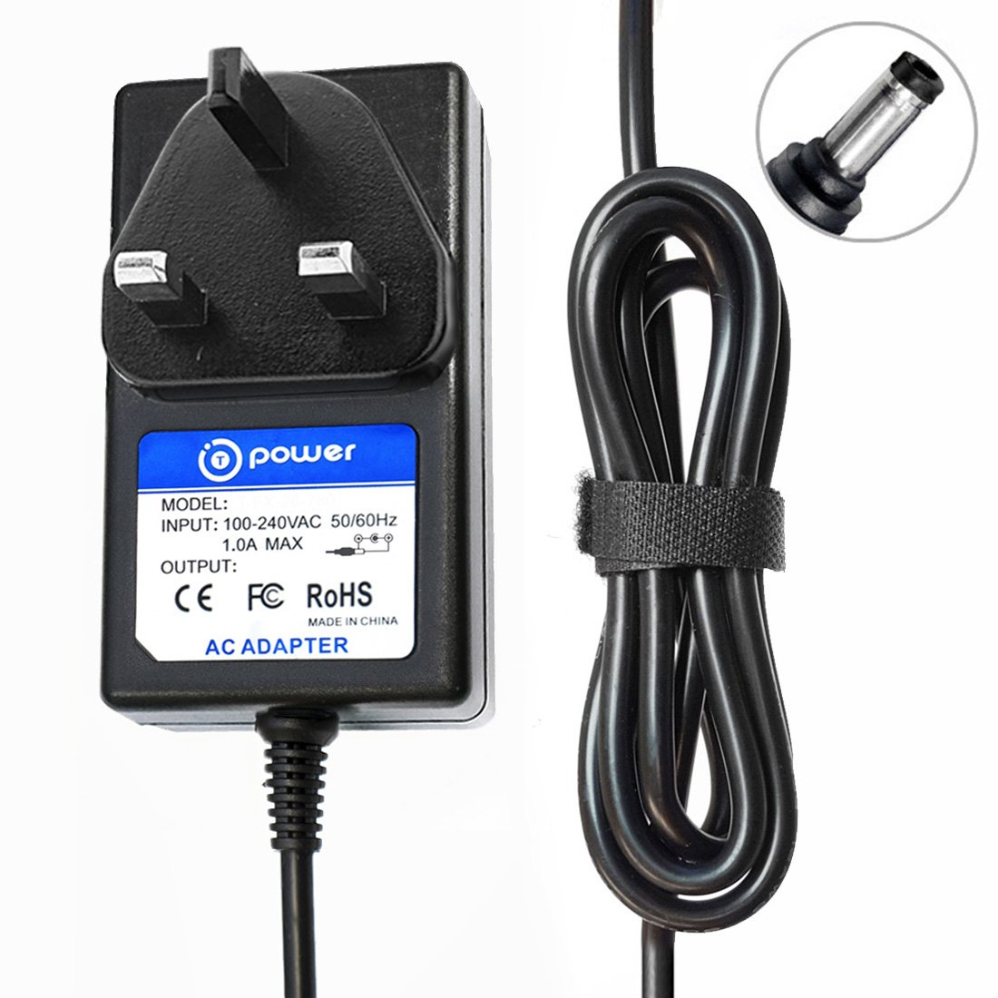 NEW AC Adapter For Cricut KSAH1800250T1M2 Cutting Machine Power Supply Charger