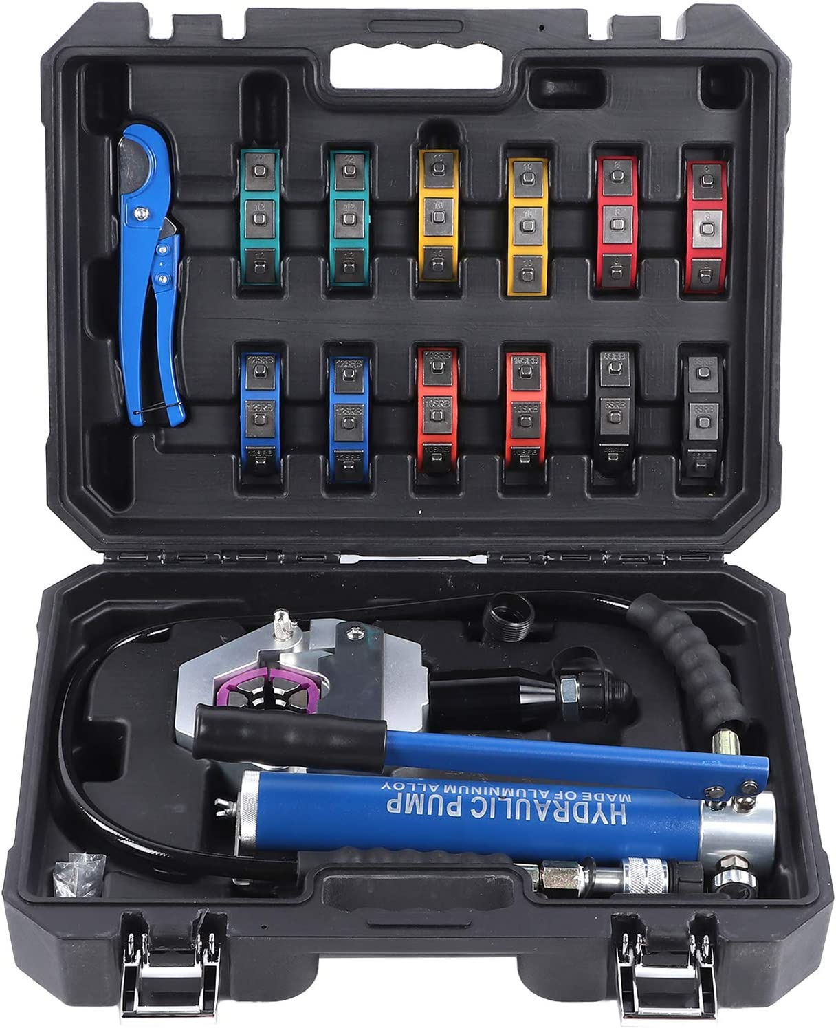 Cloudbox Car Air Conditioning Auto Manual Max 85% OFF A Crimper Kit Hose M Free Shipping New C