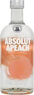 Absolut Peach Vodka Bottle, 700 ml