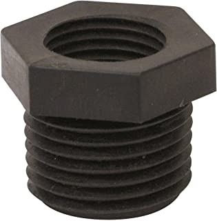 Fimco Adapter, Poly 1/2 MNPT x 1/4 FNPT - for Deluxe Spot Sprayers, 25-Gallon ATV Boom and Boomless Sprayers