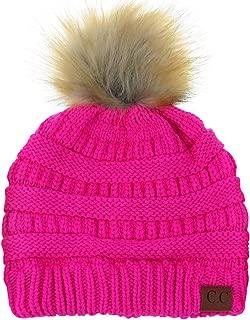 Best bright pink pom pom beanie Reviews