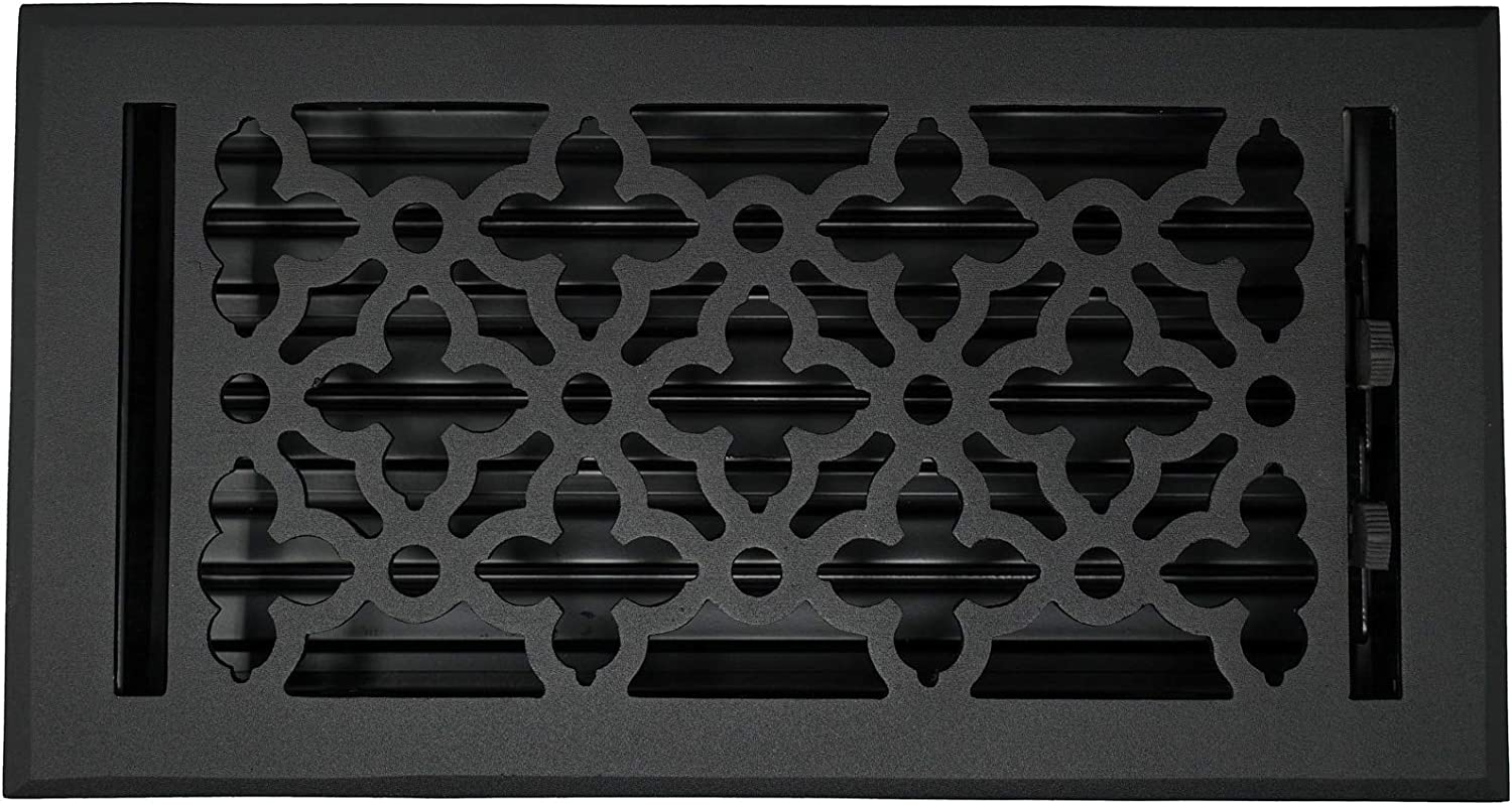 Madelyn Carter Gothic Fashionable Floor - Wall Registers 6