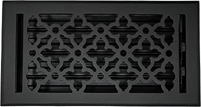 Madelyn Carter Gothic Floor - Wall Registers (Cast Aluminum) 6
