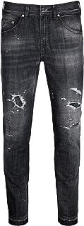 Neil Barrett Luxury Fashion Mens BDE285N802T1852 Grey Jeans | Spring Summer 20
