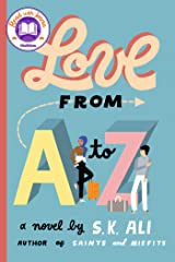 Love from A to Z Kindle Edition