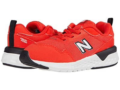 New Balance Kids 515 Sport (Infant/Toddler) (Neo Flame/Black) Boys Shoes
