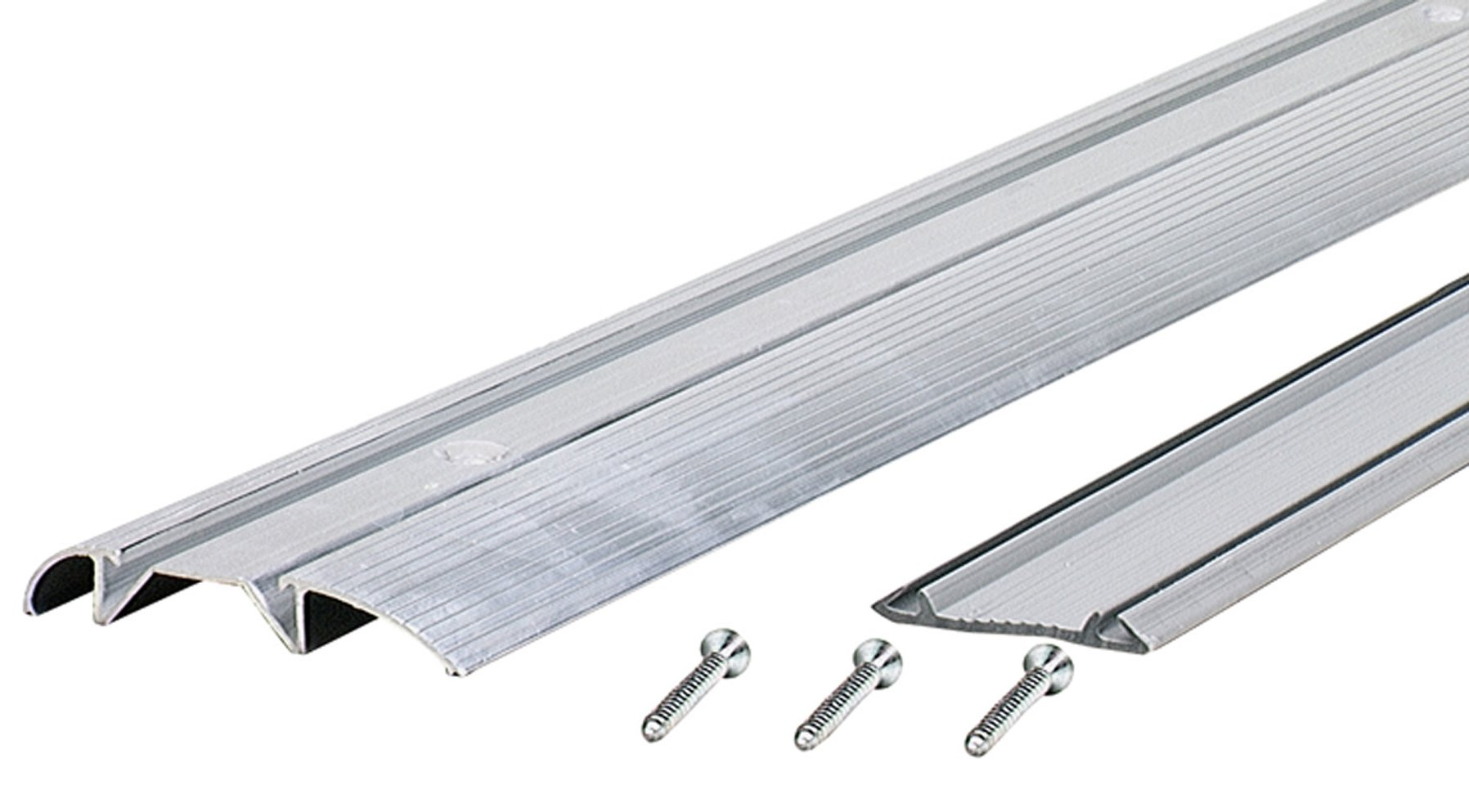 M D Building Products 8748 36 Inch Economy Low Threshold With Vinyl Seal Door Thresholds Amazon Com