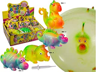 BigBuy Fun- Dinosaurio Hinchable Pelota (BigBuy Party 12/0940)