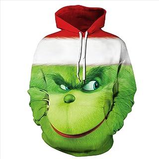 Fancy Uyee Unisex 3D Fashion Pullover Hoodies Hooded Sweatshirts Novelty Hoodie