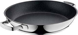 WMF Permadur Advance - Sartén (32 cm, acero inoxidable Cromargan, resistente a los arañazos, asas de acero inoxidable, apta para inducción, sin PFOA)