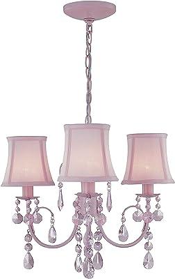 Amazon.com: Alces iluminación 11332/3 3 luz lámpara de araña ...