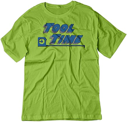 45c4feb72 BSW Men's Tool Time Home Improvement Tim The Toolman Taylor Shirt