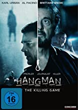 Hangman - The Killing Game, 1 DVD