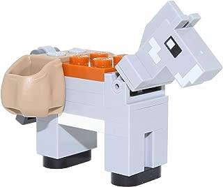 LEGO Minecraft: Donkey with Saddle Bags Minifigure