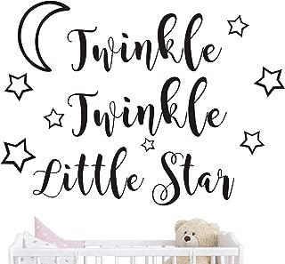 Best twinkle twinkle little star vinyl wall art Reviews