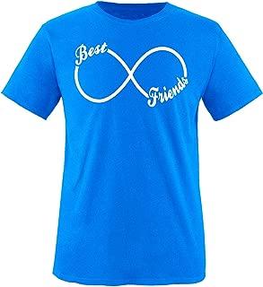 Wir sind hier nicht im Kindergarten! M/ädchen T-Shirt Rundhals Comedy Shirts Top Basic Print-Shirt 100/% Baumwolle