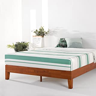 Best queen wood bed frame Reviews
