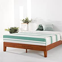 Best cherry wood bed frame queen Reviews
