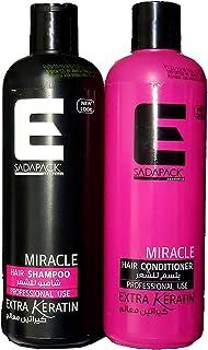 Elegance Miracle Hair Shampoo & conditioner set