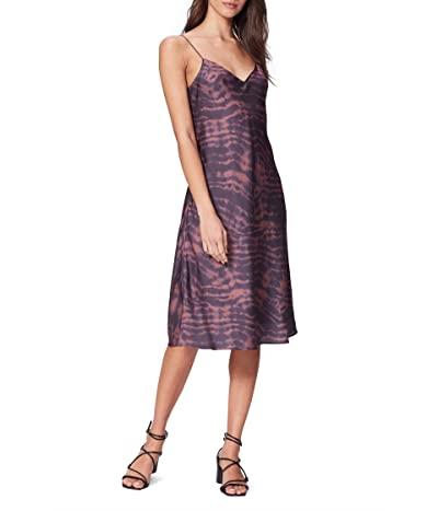Paige Cicely Dress (Cherrywood/Black) Women