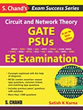 Circuit and Network Theory—GATE, PSUs and ES Examination