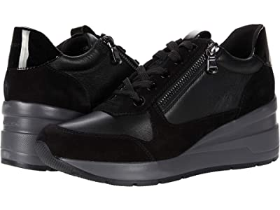 Geox Zosma 17 (Black) Women