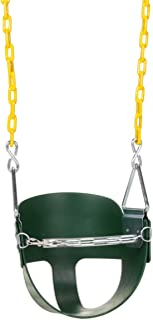Eastern Jungle Gym Heavy-Duty High Back Half Bucket...
