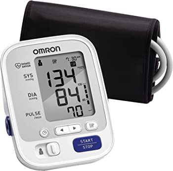 Omron 5 Series 2-User Upper Arm Blood Pressure Monitor